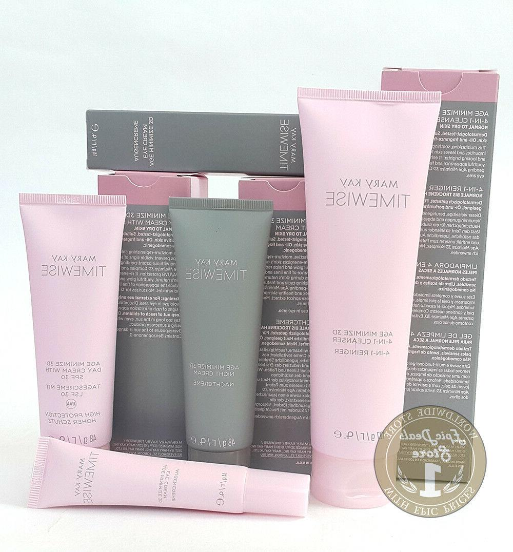 timewise age minimize 3d miracle set normal