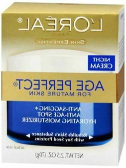L'Oreal Dermo-Expertise Age Perfect for Mature Skin Night Cr