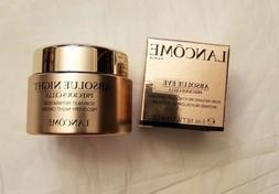 Lancome Absolue Precious Cells Night Cream and Eye Cream. Tr