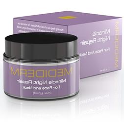 Miracle Night Repair Cream - Best Anti Aging Moisturizer and