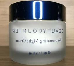 ~NEW~ Beautycounter Rejuvenating Night Cream 45mL 1.5fl oz F