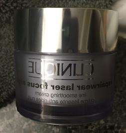 NEW CLINIQUE Repairwear Laser Focus Night Cream 1.7 oz/ 50ml