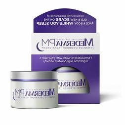 Mederma PM Intensive Overnight Scar Cream - Works with Skin'