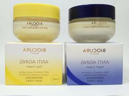 Biocura Q10 Anti Aging Cream Wrinkle Day And Night for Radia