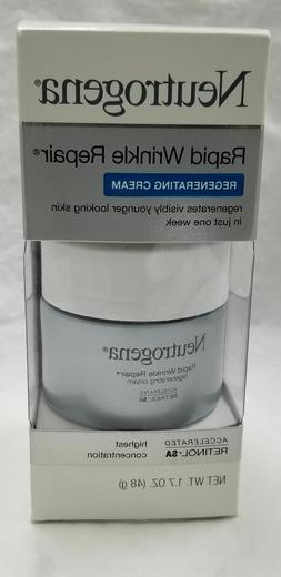 Neutrogena Repair Retinol Anti-Wrinkle Regenerating Face Day