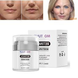 Retinol 2.5% Moisturizing <font><b>Cream</b></font> Anti Agi
