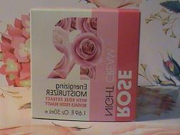 Spa Cosmetics Rose night cream Rose Extract Shea Butter Hyal