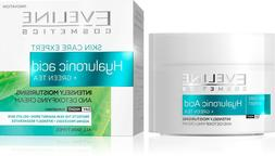 Skin Care Expert Hyaluronic Acid and Green Tea Day and Night