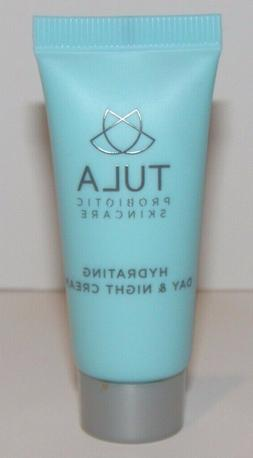 Tula Skincare Hydrating Day & Night Cream 0.5 Oz 14 g Travel