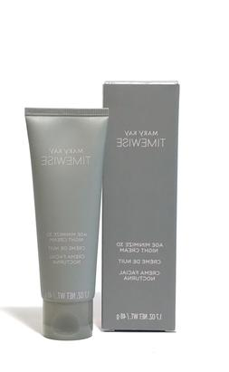 MARY KAY TIMEWISE AGE MINIMIZE 3D~NIGHT CREAM~NORMAL TO DRY