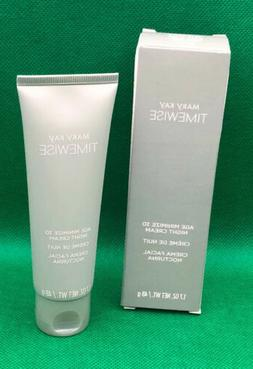 MARY KAY TIMEWISE AGE MINIMIZE 3D NIGHT CREAM NORMAL TO DRY