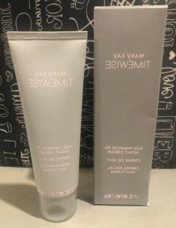 MARY KAY TIMEWISE AGE MINIMIZE 3D~NIGHT CREAM~NORMAL TO DRY~