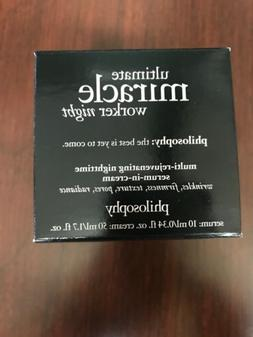 Philosophy Ultimate Miracle Worker Night Serum in Cream 1.7