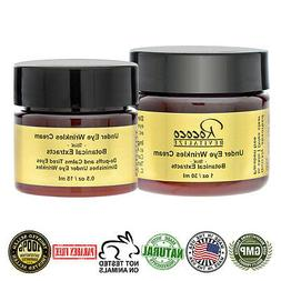 Under Eye Wrinkle Cream With Natural Botanical Extracts Anti