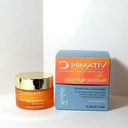Vitamin C Night Nourishing Cream by Frulatte-50ml/1.7oz