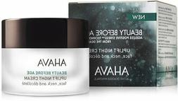 Women's Uplift Night Cream, AHAVA, 50 ml